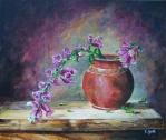 NAPARSTNICE 25×39 akrylpłótno