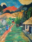 Ćwiczenia z Gauguina
